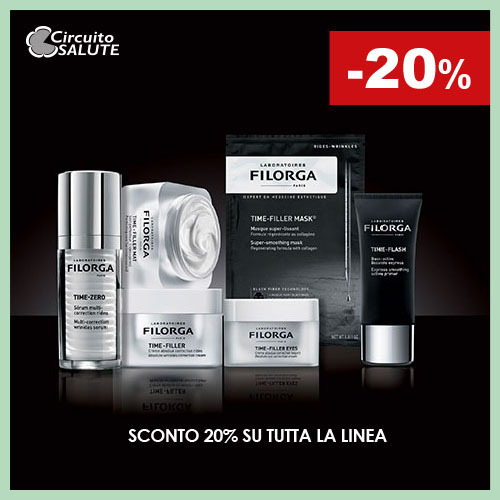 Filorga -20%| CircuitoSalute.it