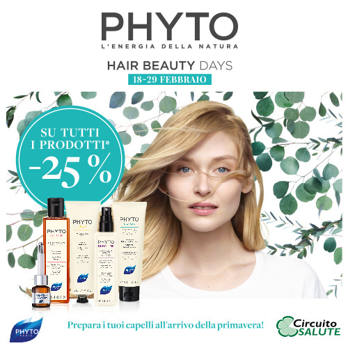 Phyto Hair Beauty Daiy -25% u Phyto