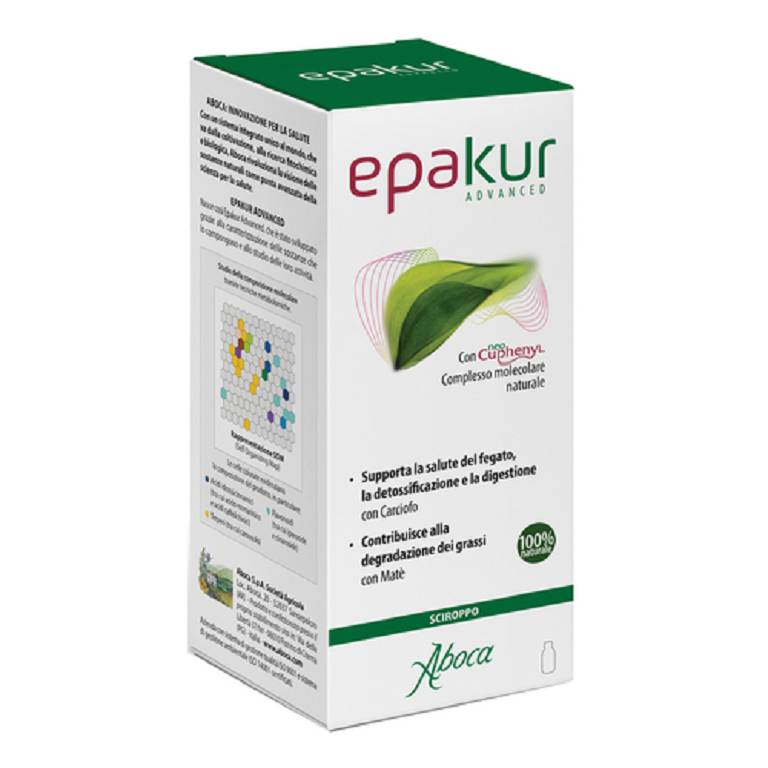 EPAKUR ADVANCED SCIROPPO 320G