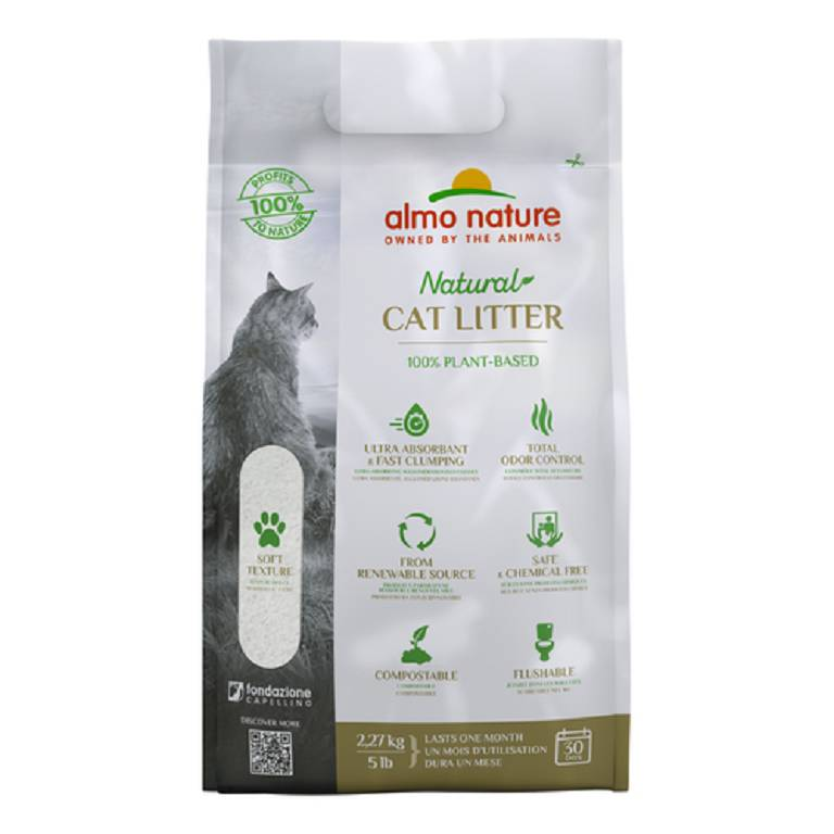 ALMO NATURE Cat Litter Lettiera  2,27kg