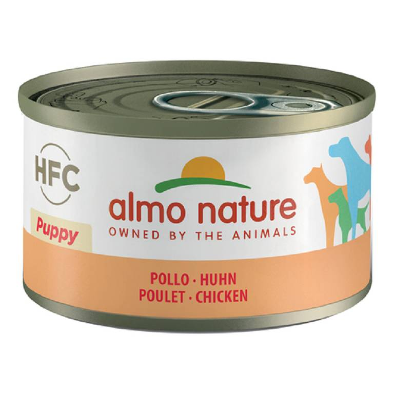 ALMO NATURE Puppy Pollo