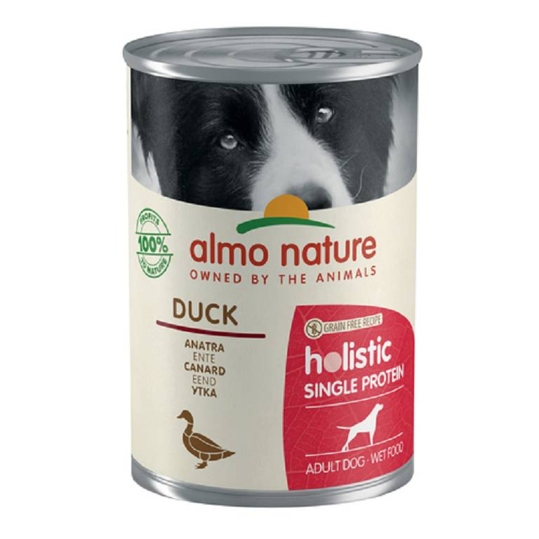 ALMO NATURE Single Protein Anatra 400g