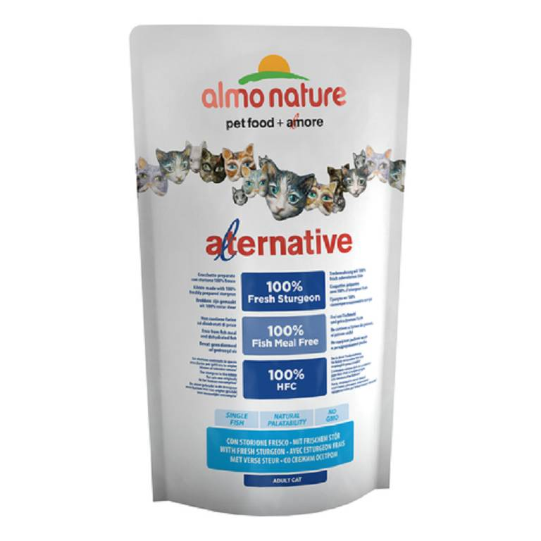 ALTERNATIVE CAT DRY STORIONE