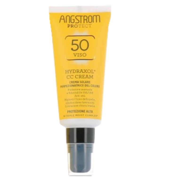 ANGSTROM Protect CC Cream Viso SPF50- Circuitosalute.it