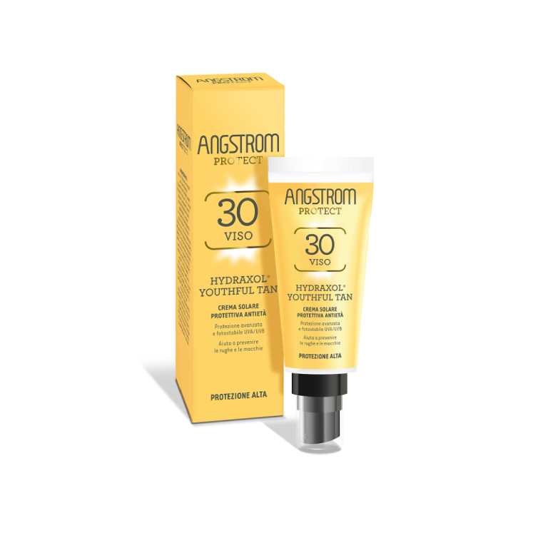 ANGSTROM Protect Hydraxol Youthful Crema Solare Viso Antietà SPF30