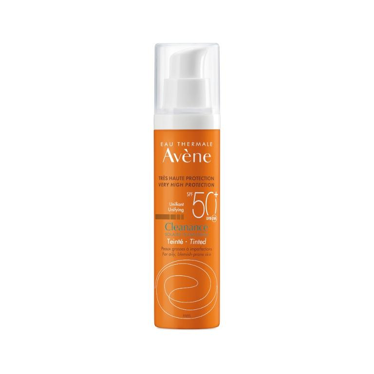 AVENE Solare Cleanance Color 50+