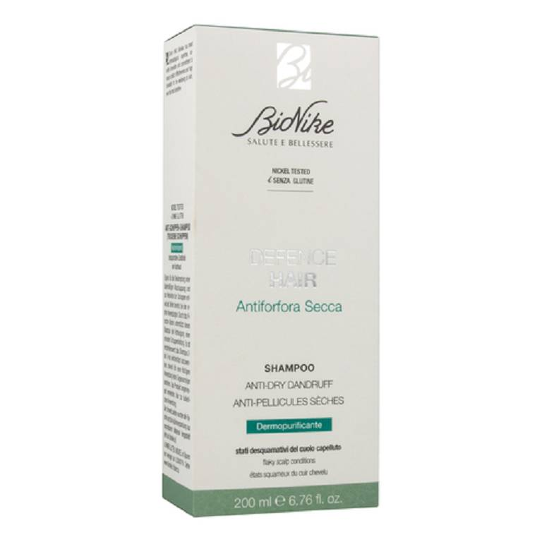 BIONIKE Defence Hair Shampoo Antiforfora