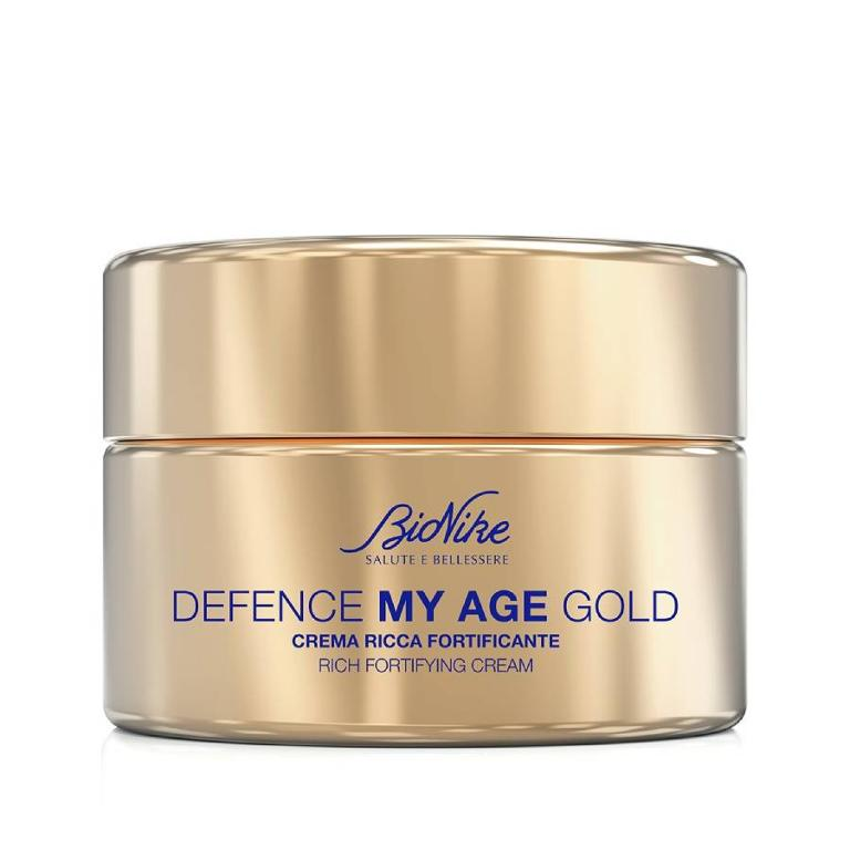 BIONIKE Defence My Age Gold Crema Ricca 50ml