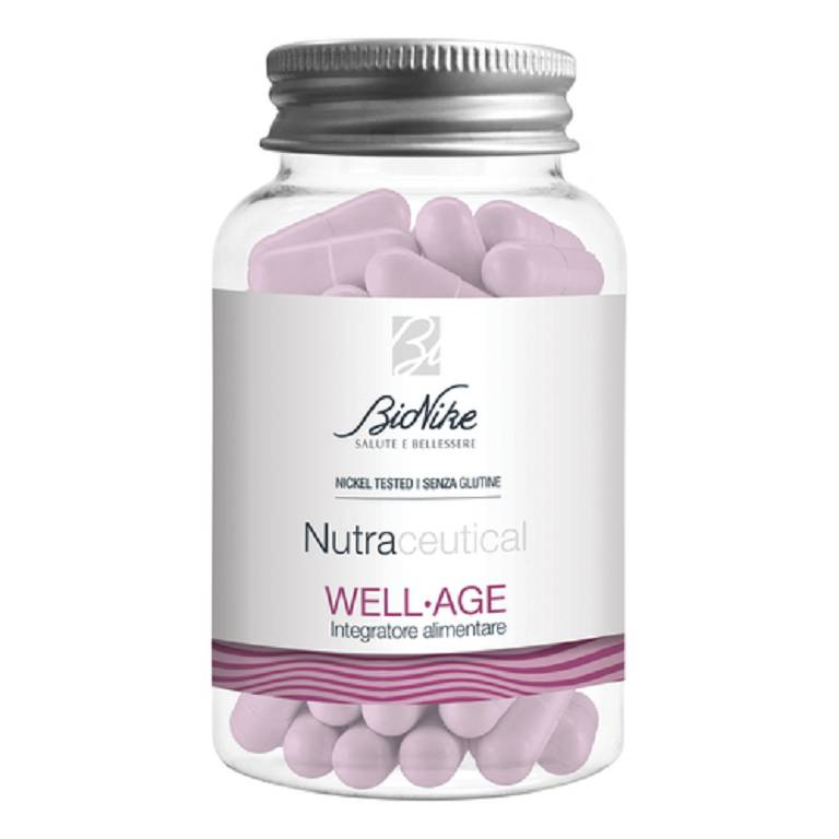 BIONIKE Nutraceutical Well-Age 60Capsule
