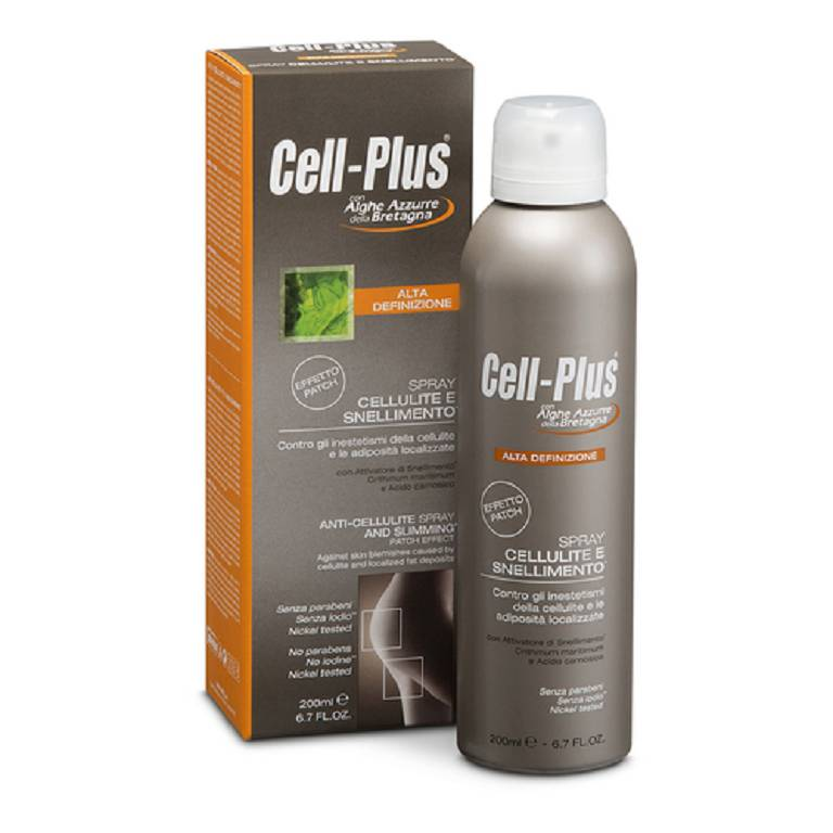 BIOS LINE Cell-Plus Alta Definizione Spray 200ml