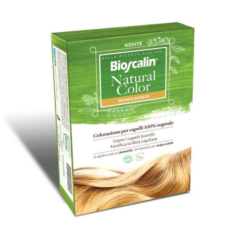 BIOSCALIN Natural Color Biondo Dorato
