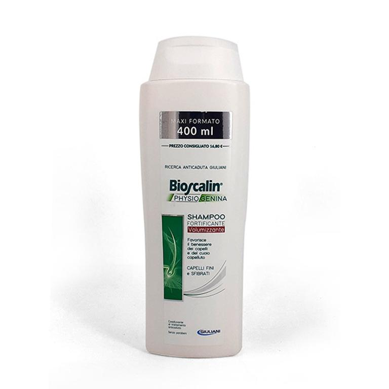 BIOSCALIN Physiogenina Shampoo Volumizzante 400ml