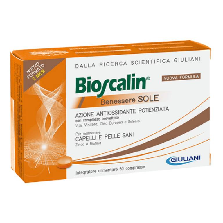 BIOSCALIN Sole 60 Compresse
