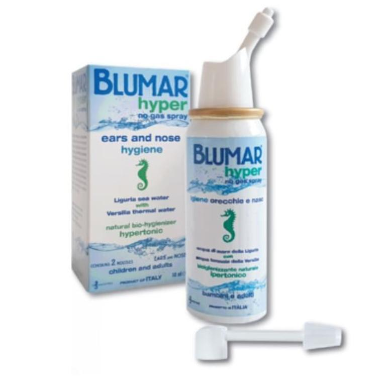 BLUMAR Hyper No Gas Spray Orecchie e Naso 50ml