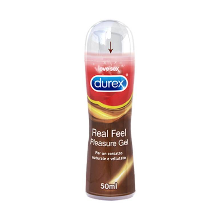 DUREX New Gel Real Feel Lubrificante 50ml