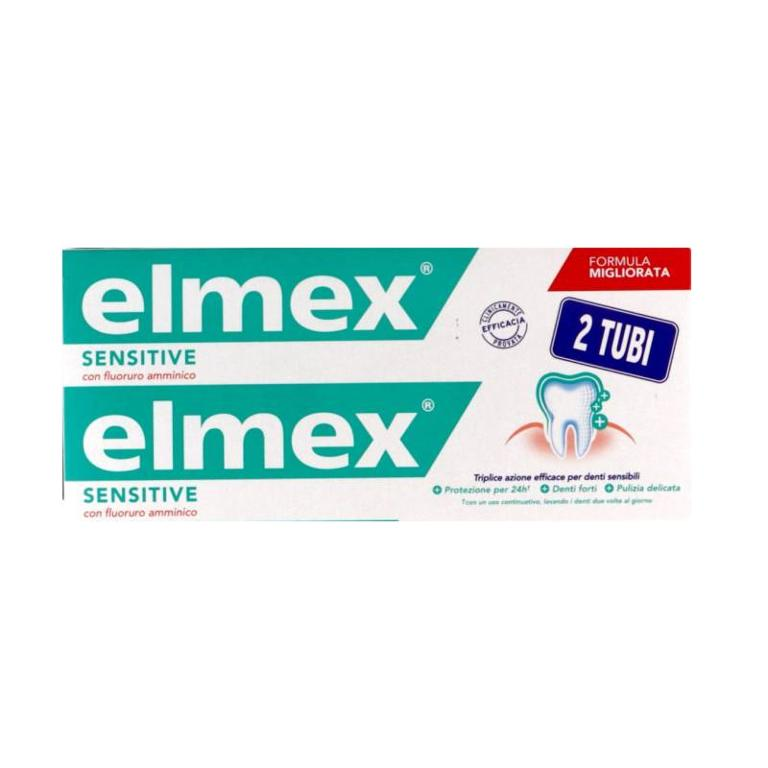 ELMEX Sensitive Dentifricio Bitubo