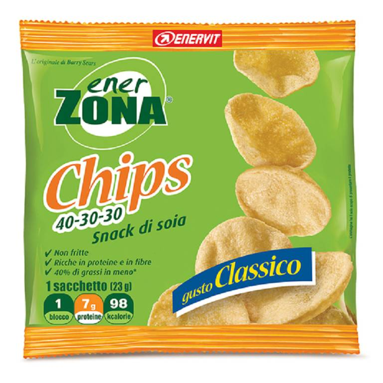 ENERZONA Chips Classico 1bustina