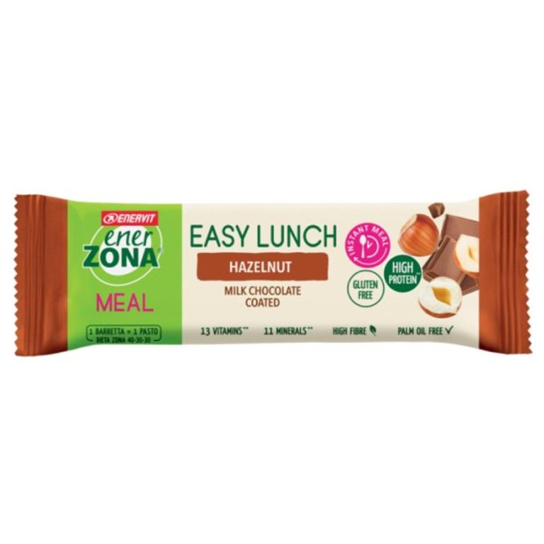 ENERZONA EASY LUNCH MIL&NU 58G