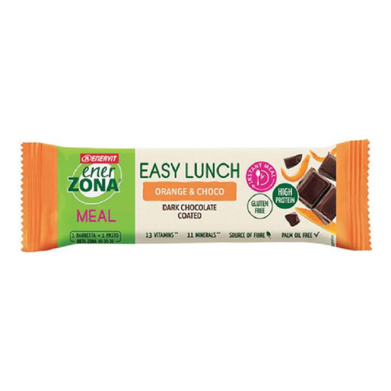 ENERZONA Easy Lunch Orange&Choco 58g
