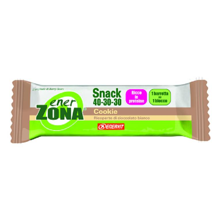 ENERZONA SNACK COOKIE 1BAR