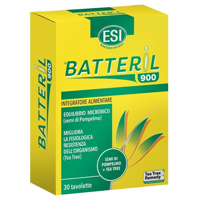 ESI Tea Tree Remedy Batteril 900 30 Tavolette