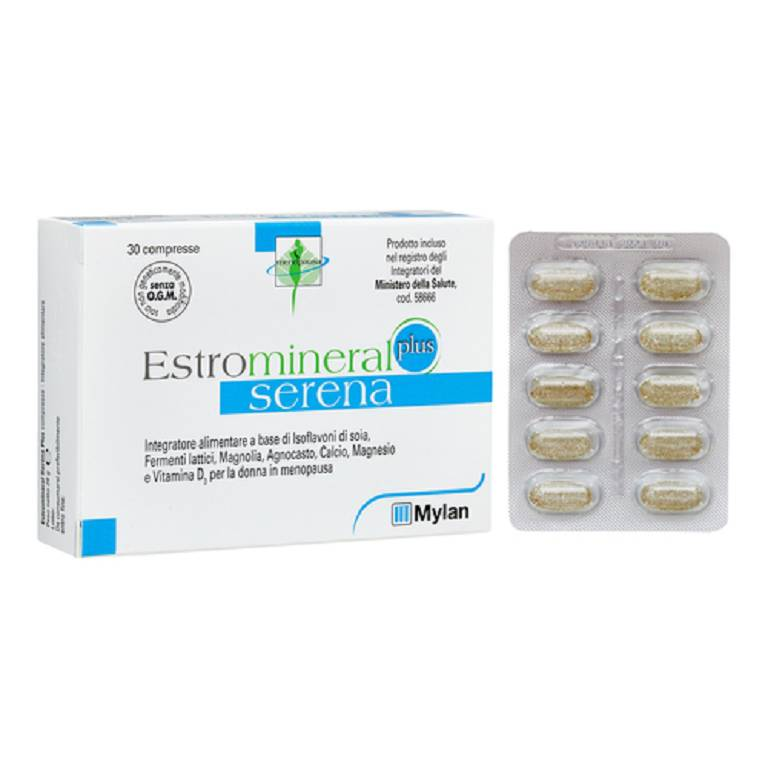 ESTROMINERAL Serena Plus 30 Compresse
