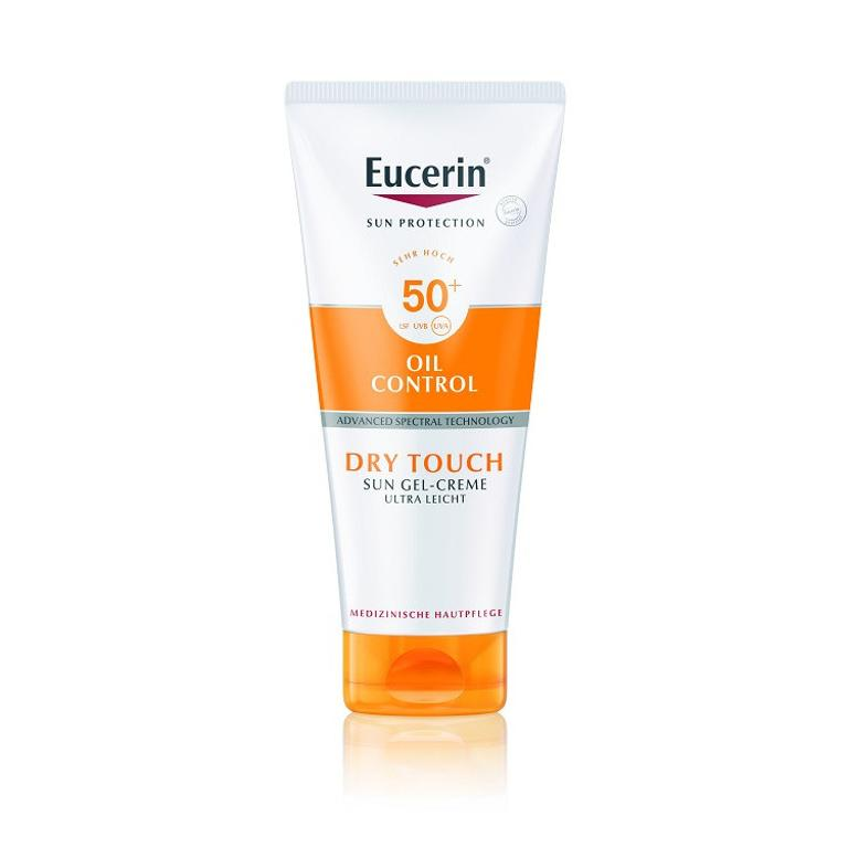 EUCERIN Oil Control Dry Touch Gel-Crema SPF50+ 200ml