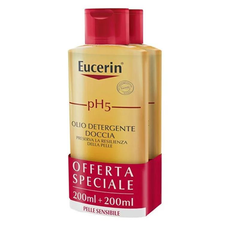 EUCERIN Ph5 Olio Detergente 2x200ml
