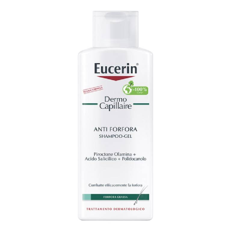 EUCERIN Shampoo Gel Anti-Forfora Grassa