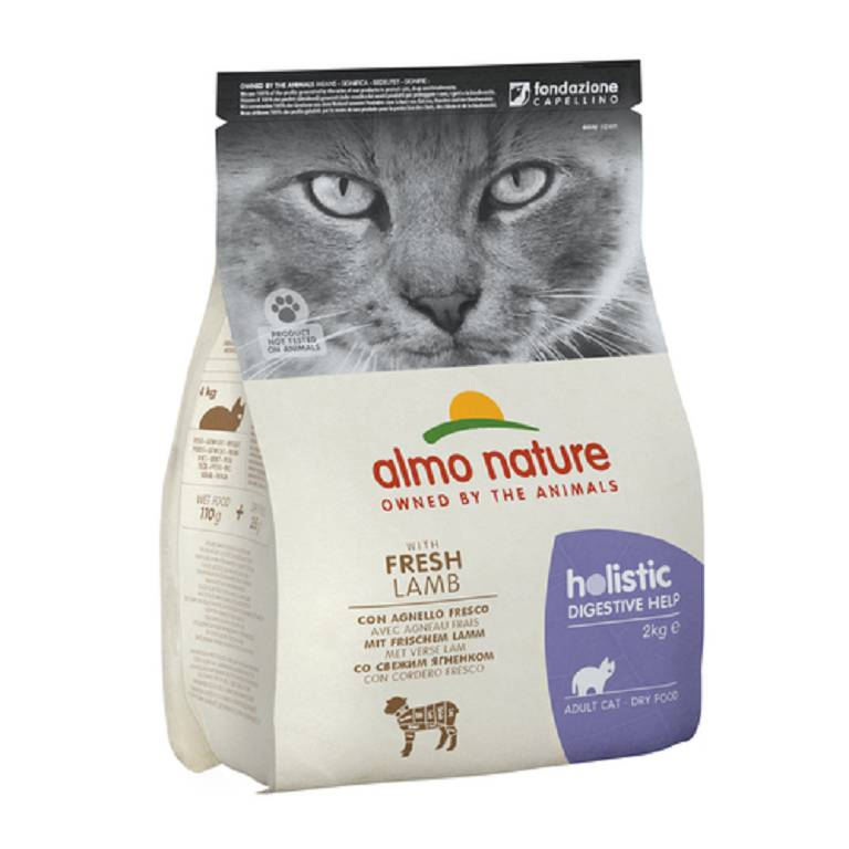 HOLISTIC FUNCT CAT DRY DIG 2KG