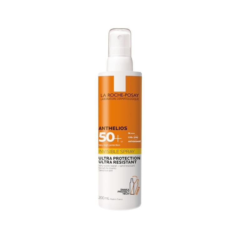 LA ROCHE POSAY Anthelios Shaka Spray 50+ 200ml