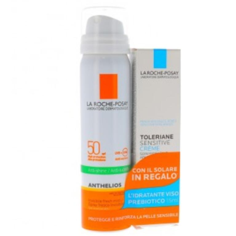 LA ROCHE POSAY Anthelios Spray Fresco Invisibile SPF50 +OMAGGIO Toleriane Sensitive