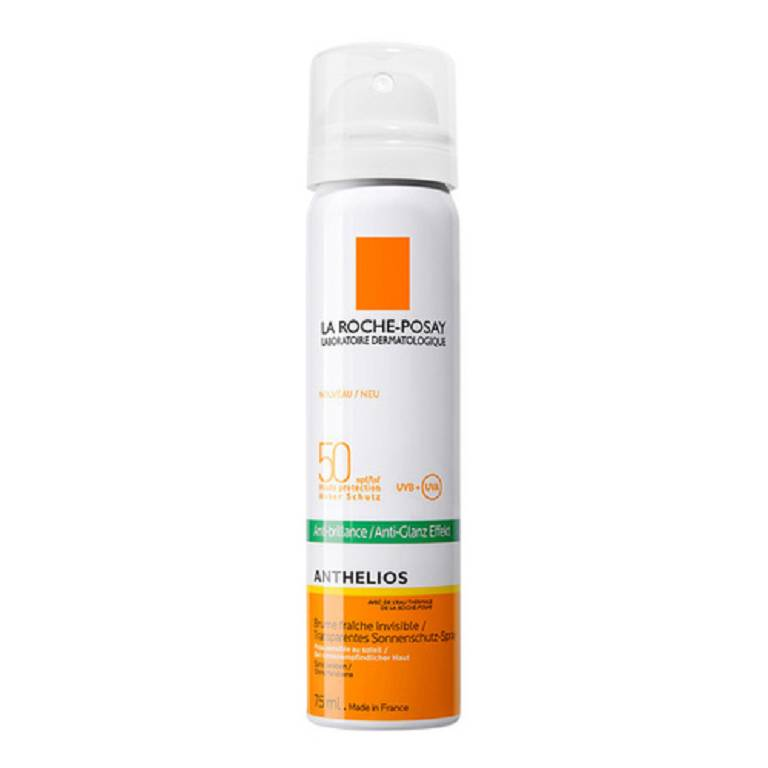 LA ROCHE POSAY Anthelios Spray Solare Viso Invisibile 50+SPF