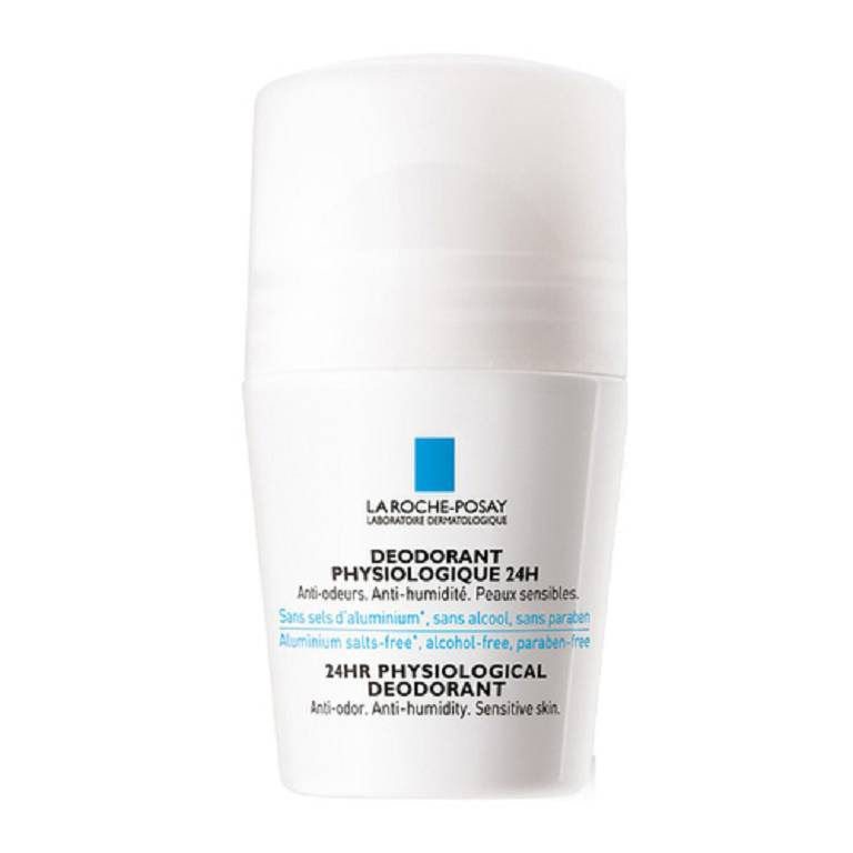 LA ROCHE POSAY Deodorante Physiologique Roll-on Lenitivo Antiodori 50 ml