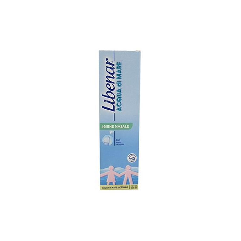 LIBENAR Spray Iso Igiene Nasale 100ml- Circuitosalute.it