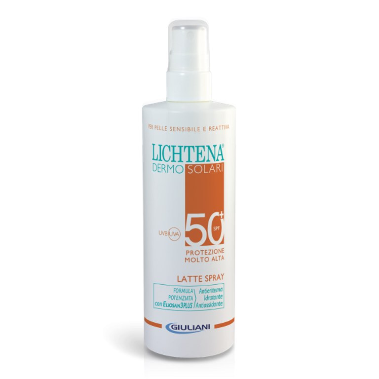 LICHTENA Dermosolari Latte Spray SPF50+