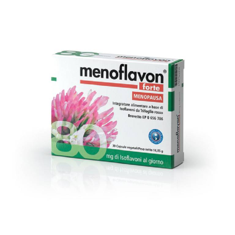 NAMED Menoflavon Forte 30 Capsule