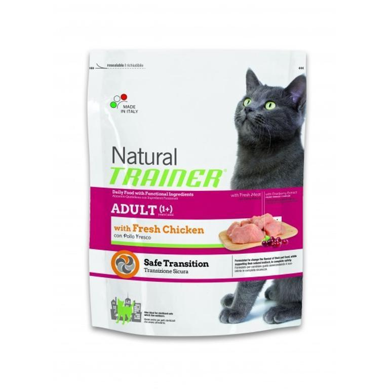 NATURAL TRAINER  Cat Adult Pollo 0,3kg