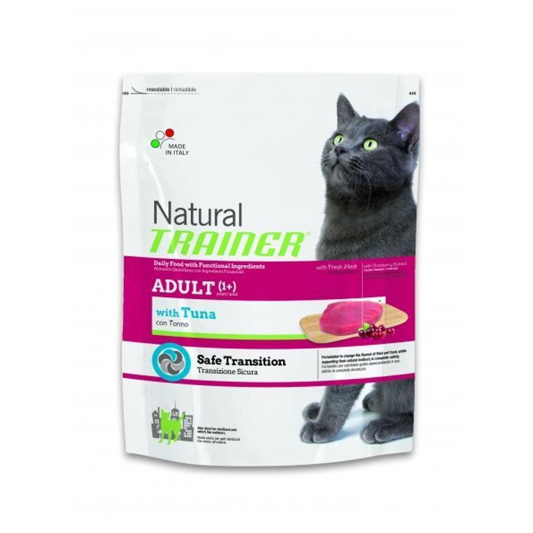 NATURAL TRAINER  Cat Adult Tonno 0,3kg