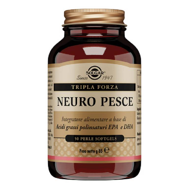 NEURO PESCE 50PRL SOFTGELS