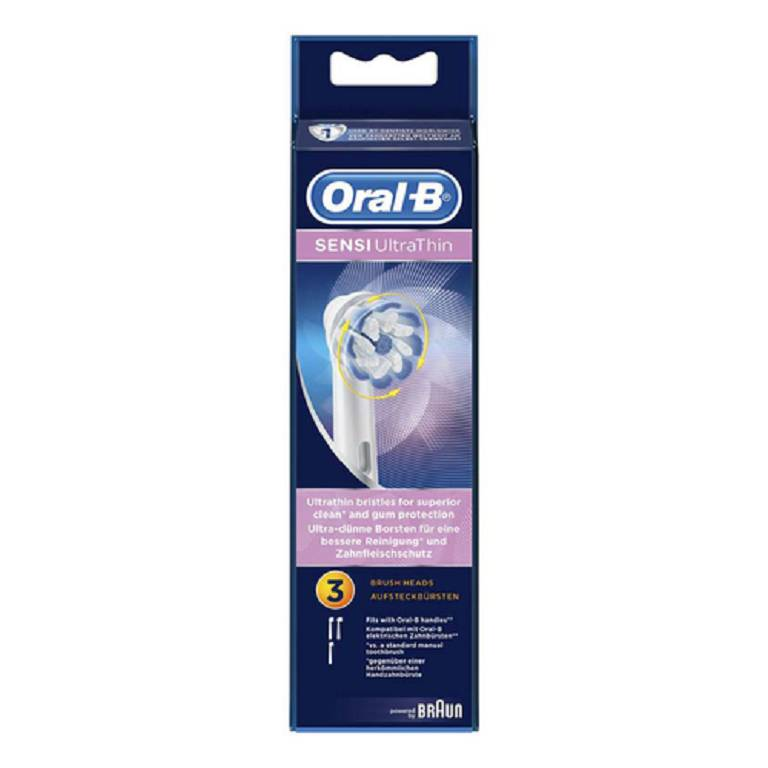 ORAL B Ultra Thin Ricarica