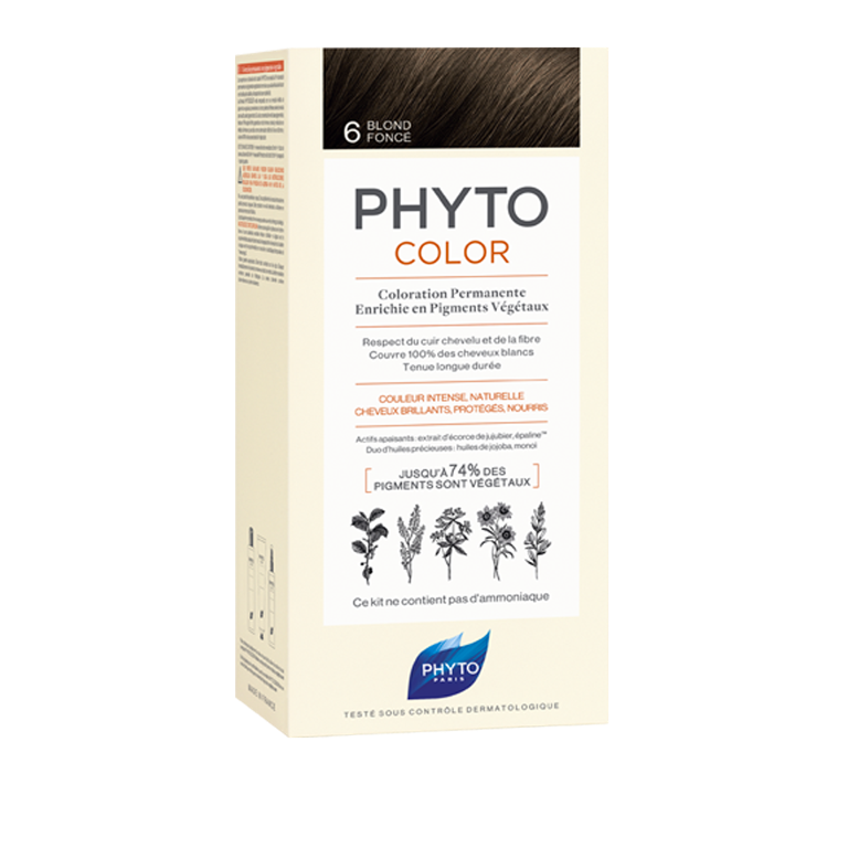PHYTO Phytocolor Biondo Scuro n 6