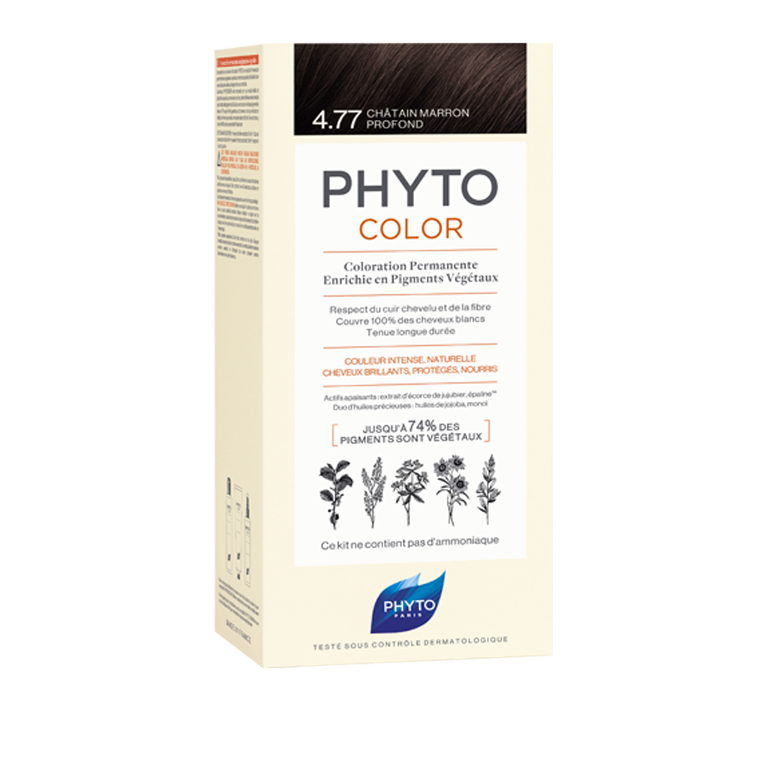 PHYTO Phytocolor Castano Marrone Intenso n 4.77