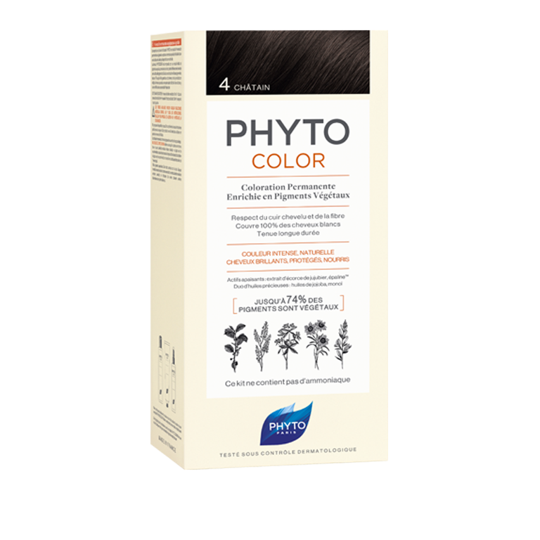 PHYTO Phytocolor Castano n 4