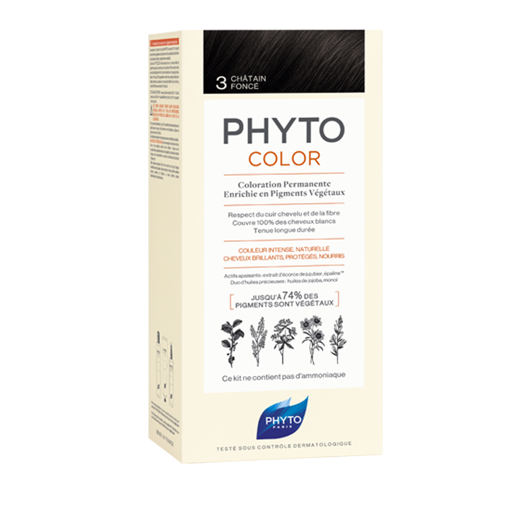 PHYTO Phytocolor Castano Scuro n 3