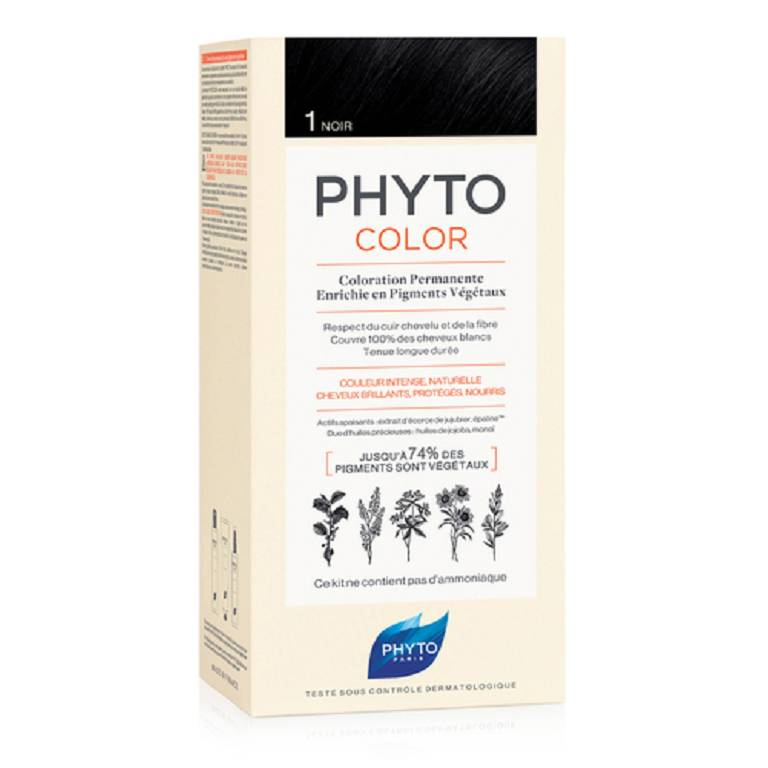 PHYTO Phytocolor Nero n 1
