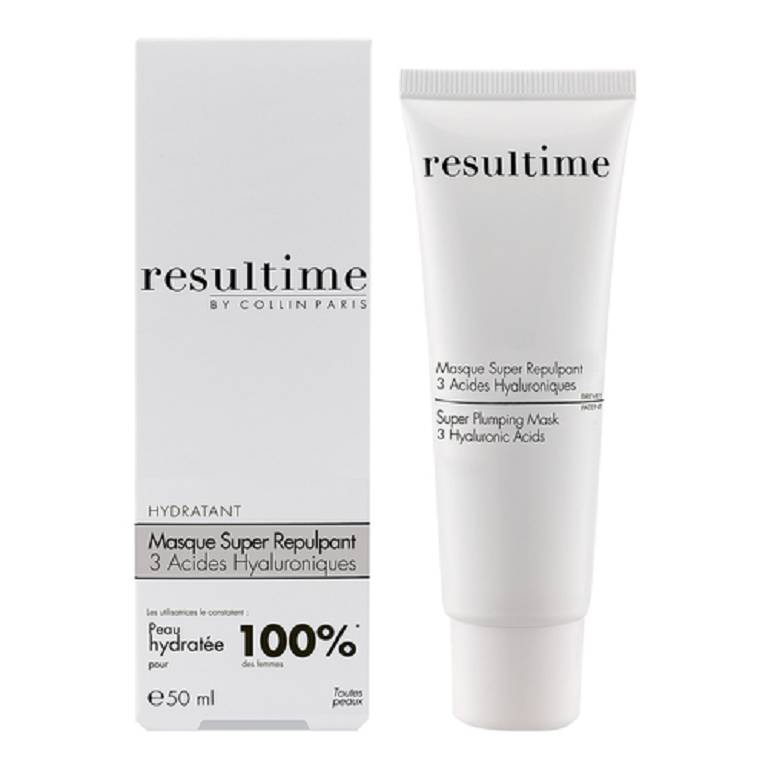 RESULTIME MASQUE SUPER REPULPA