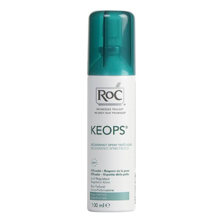 ROC Keops Deodorante Spray Fresh