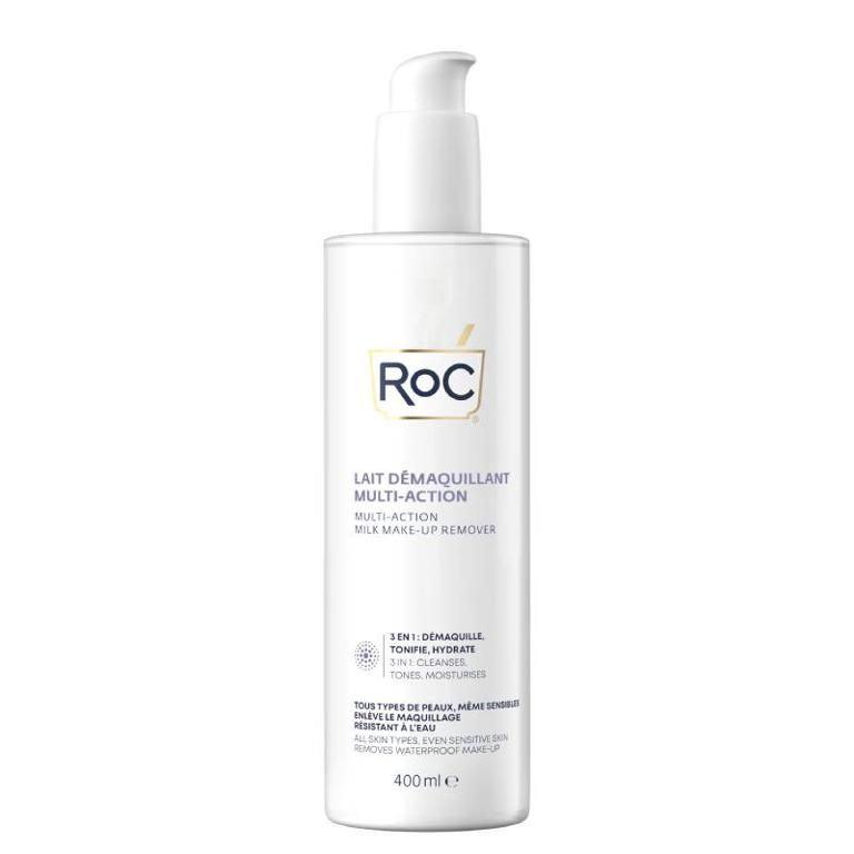 ROC Latte Detergente Struccante 3in1 400ml