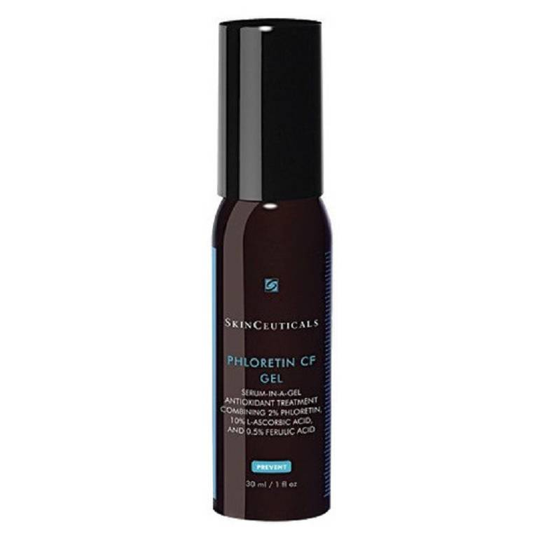 SkinCeuticals Phloretin CF Gel Siero viso in gel con Vitamina C ad uso topico 30 ml